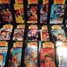 Cine: LOTE DE 15 PELICULAS EN DVD GRANDES DE HOLLYWOOD. Lote 177682425