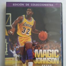 Cine: DVD MAGIC JOHNSON. Lote 177688214