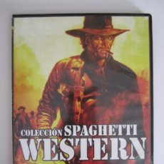 Cine: 2 DVD COLECCION SPAGHETTI WESTERN DE HOMBRE A HOMBRE EL ESPECIALISTA. Lote 177701535