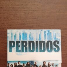 Cine: DVD PERDIDOS 5 TEMPORADA COMPLETA. Lote 177703450