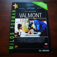 Cine: VALMONT DE MILOS FORMAN CON COLÍN FIRTH, ANNETTE BENNING Y MEG TILLY. Lote 177737444
