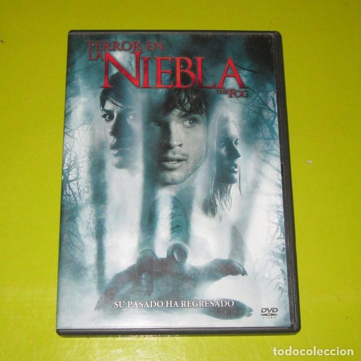 DVD.- TERROR EN LA NIEBLA - TOM WELLING - SELMA BLAIR (Cine - Películas - DVD)