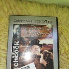 Cine: POSADA JAMAICA - COLECCIÓN HITCHCOCK - DVD. Lote 177774248