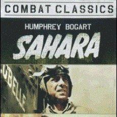 Cine: SAHARA DIRECTOR: ZOLTAN KORDA ACTORES: HUMPHREY BOGART, BRUCE BENNETT, J. CARROL NAISH, LLOYD BRID. Lote 177785969