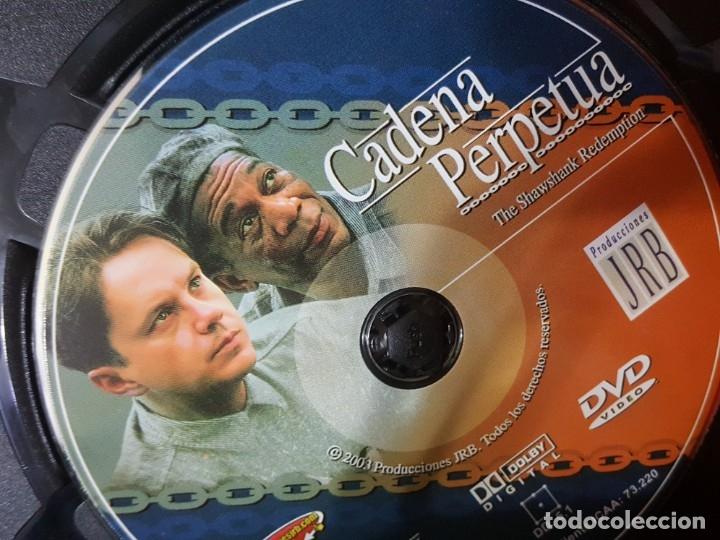 Cine: CADENA PERPETUA (DVD) - Foto 3 - 177833077