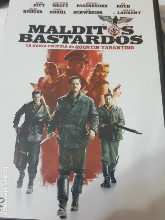 MALDITOS BASTARDOS (DVD) (Cine - Películas - DVD)