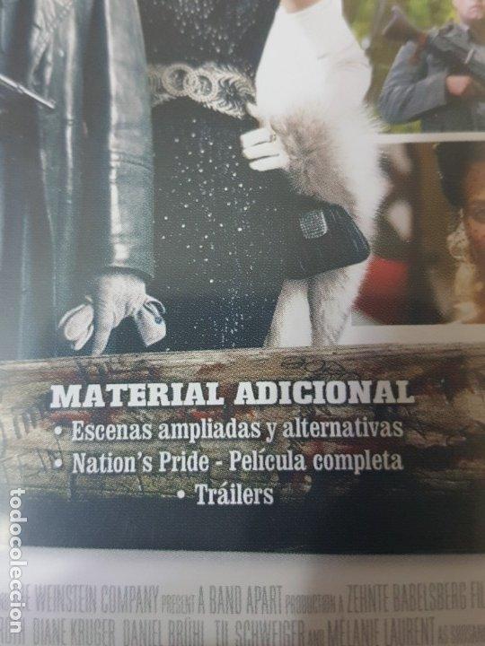 Cine: MALDITOS BASTARDOS (DVD) - Foto 3 - 177833149