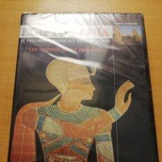 Cine: LOS SECRETOS DE LOS FARAONES (DVD PRECINTADO) EGIPTOMANÍA. Lote 177834258