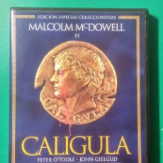 Cine: DVD. PELÍCULA X. CALIGULA. MALCOLM MC. DOWELL.. Lote 177840278