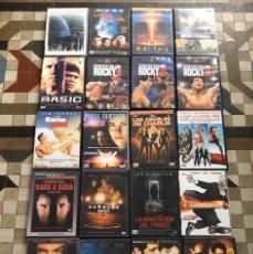 Cine: 20 DVDS DE SEGUNDA MANO TODOS EN PERFECTO ESTADO. Lote 177870527