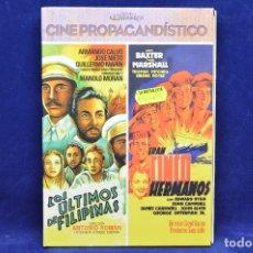 Cine: LOS ULTIMOS DE FILIPINAS - ERAN CINCO HERMANOS - DVD . Lote 177878669