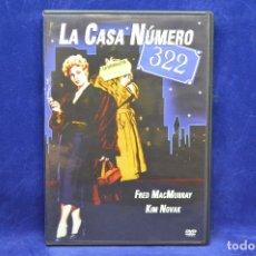Cine: LA CASA NUMERO 322 - DVD. Lote 177879424