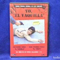 Cine: YO EL VAQUILLA - DVD. Lote 177881075