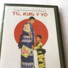 Cine: DVD- TÚ, KIMIY YO ( JERRY LEWIS). Lote 177886138