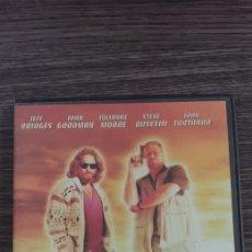 Cine: EL GRAN LEBOWSKY DVD. Lote 177937224
