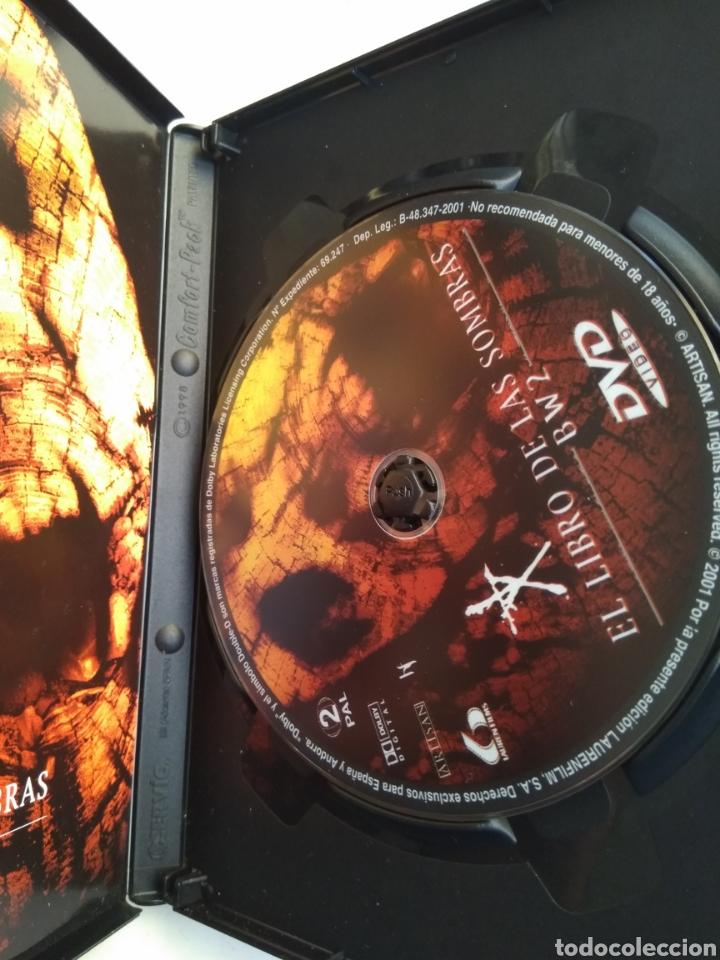 Cine: DVD EL LIBRO DE LAS SOMBRAS BW 2 - Foto 2 - 177963984