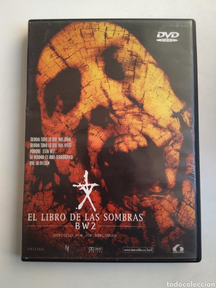 DVD EL LIBRO DE LAS SOMBRAS BW 2 (Cine - Películas - DVD)