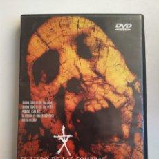Cine: DVD EL LIBRO DE LAS SOMBRAS BW 2. Lote 177963984