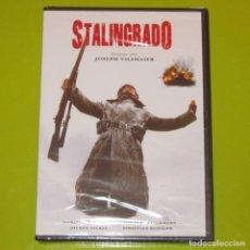 Cine: DVD.- STALINGRADO - DESCATALOGADA - PRECINTADA. Lote 177966853