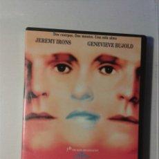 Cinéma: INSEPARABLES DE DAVID CRONENBERG DVD. Lote 178065098