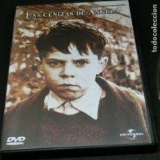 Cine: DVD - CENIZAS DE ÁNGELA - ALAN PARKER. Lote 178074068