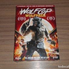 Cine: COLECCION WOLF COP WOLFCOP 1 Y 2 + EXTRAS 2 DVD NUEVA PRECINTADA. Lote 222093283