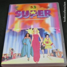 Cine: DVD - SUPERMODELS - CAPÍTULOS 1 2 3 4 SUPER MODELS SERIE. Lote 178096003