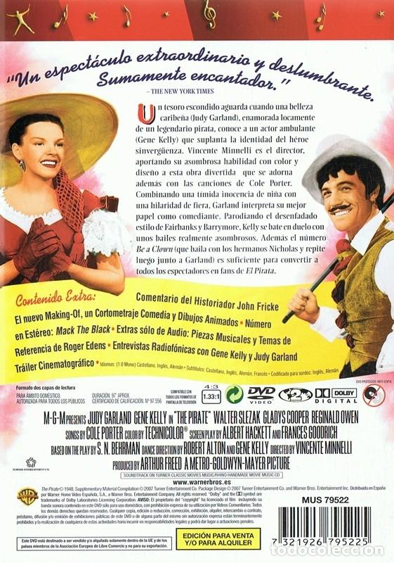 Cine: EL PIRATA JUDY GARLAND & GENE KELLY - Foto 2 - 178114377