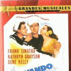 Cine: LEVANDO ANCLAS FRANK SINATRA & GENE KELLY . Lote 178115013