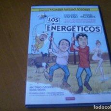 Cine: LOS ENERGETICOS / PAJARES / ESTESO DVD. Lote 178127793