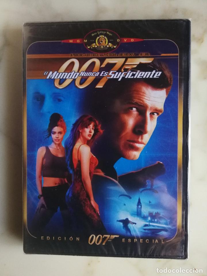 JAMES BOND 007 - EL MUNDO NUNCA ES SUFICIENTE (Cine - Películas - DVD)