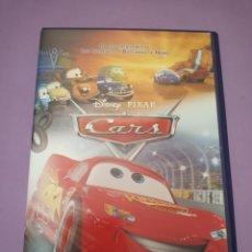Cine: DVD. CARS. DISNEY-PIXAR.. Lote 178133065