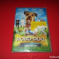 Cine: ROBO-DOG - DVD - DIVISA - PRECINTADA - MI PERRO ES UN ROBOT - PATRICK MULDOON - OLIVIA D'ABO .... Lote 178140789