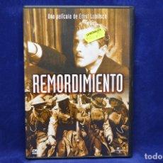 Cine: REMORDIMIENTO - DVD. Lote 178197887