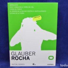 Cine: GLAUBER ROCHA - DVD. Lote 178214922