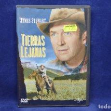 Cine: TIERRAS LEJANAS - DVD. Lote 178215918