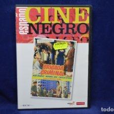 Cine: BRIGADA CRIMINAL - DVD. Lote 178218757