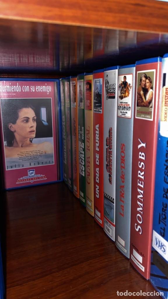 Cine: LOTE DE MAS DE 1500 PELICULAS EN VHS - Foto 3 - 178219077
