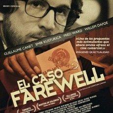 Cine: EL CASO FAREWELL DIRECTOR: CHRISTIAN CARION ACTORES: DIANE KRUGER, WILLEM DAFOE, GUILLAUME CANET. Lote 178227720