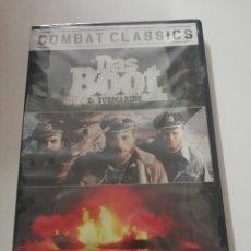 Cine: DAS BOOT EL SUBMARINO DVD NUEVO. Lote 178261757