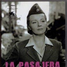 Cine: LA PASAJERA DVD (ANDRZEJ MUNK)... LO QUE SUCEDIÓ EN AUSCHWITZ...SIGUE MARTILLEANDO CONCIENCIAS. Lote 178275182
