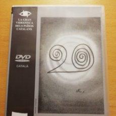 Cine: EL CINEMA DELS ANYS 20. 1920 - 1929 (LA GRAN VIDEOTECA DELS PAISOS CATALANS) DVD. Lote 178277810