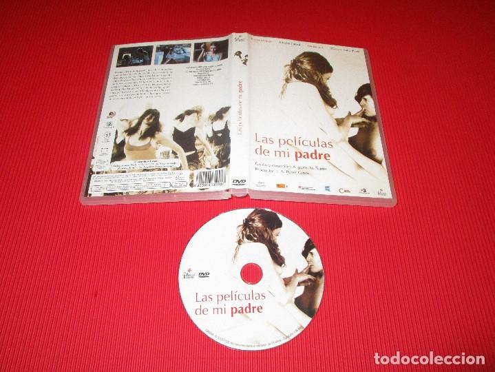 LAS PELICULAS DE MI PADRE - DVD - FILMAX - AUGUSTO M. TORRES - KARME MALAGA - ARIADNA CABROL ... (Cine - Películas - DVD)