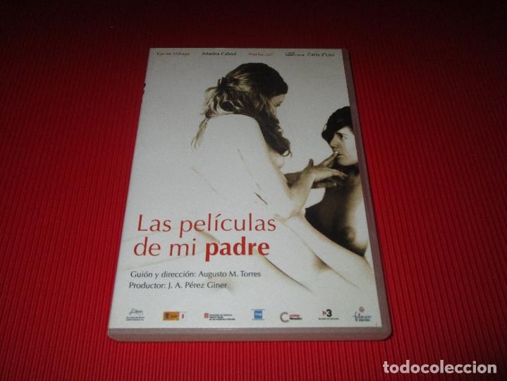 Cine: LAS PELICULAS DE MI PADRE - DVD - FILMAX - AUGUSTO M. TORRES - KARME MALAGA - ARIADNA CABROL ... - Foto 2 - 178284387