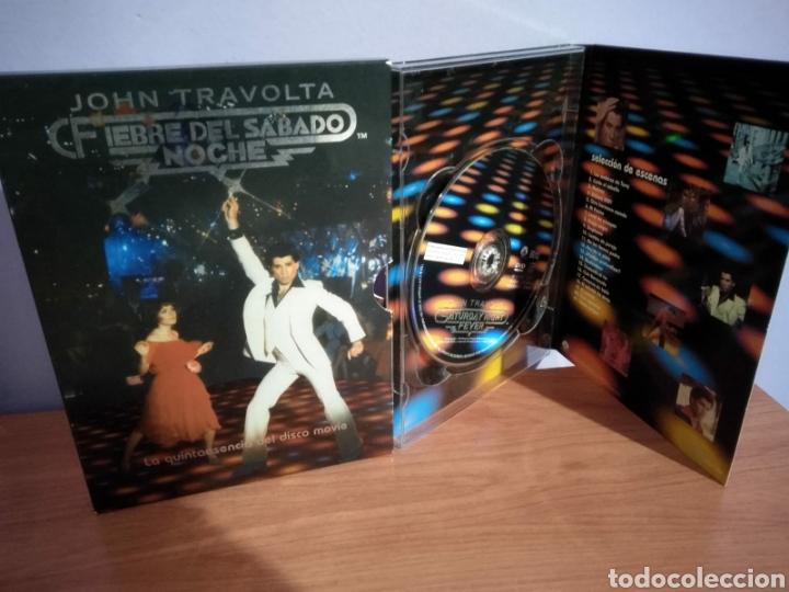DVD FIEBRE DEL SÁBADO NOCHE (Cine - Películas - DVD)