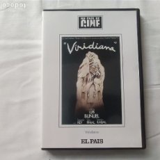 Cine: VIRIDIANA - LUIS BUÑUEL - DVD. Lote 178321372