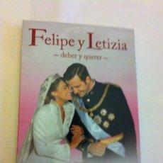 Cine: DVD - FELIPE Y LETIZIA - AÑO 2010 - 150 MINUTOS. Lote 178330165