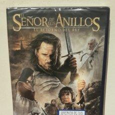 Cine: EL SEÑOR DE LOS ANILLOS, EL RETORNO DEL REY, PRECINTADA.. Lote 178379767