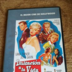 Cine: IMITACION A LA VIDA. Lote 178527860