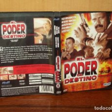 Cine: EL PODER DEL DESTINO - FRED WILLIAMSON - RICHARD NORTON - DIRIGIDA POR MIKIS NORRIS - DVD . Lote 178572722